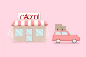 Naomi24 возобновляет работу пунктов самовывоза!