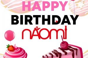 С днем рождения, Naomi24!