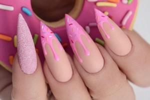 Как сделать матовый гель-лак на ногтях