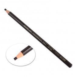 Олівець для мікроблейдінга Cosmetic Art Brown 03, коричневий