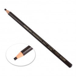 Карандаш для микроблейдинга Cosmetic Art Brown 03, коричневый