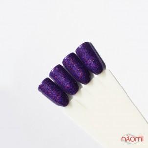 Блестки для втирки, Born Pretty голографические 1-4-02, цвет фиолетовый, 1 г