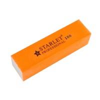 Бафик Starlet Professional 180/180 кислотный, цвет в ассортименте