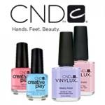 Лаки для ногтей CND