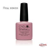 CND Shellac Fragrant Freesia нежно-розовый с шиммерами, 15 мл