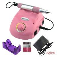 Фрезер Nail Master ZS-603, 35 000 оборотов/мин, цвет розовый