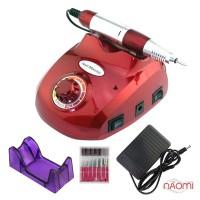 Фрезер Nail Master ZS-603, 35 000 оборотов/мин, цвет красный