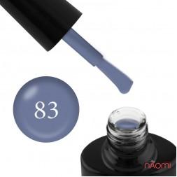 Гель-лак FOCUS PREMIUM 083 дымчато-голубой, 8 мл