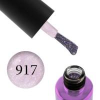 Гель-лак F.O.X Masha Create Pigment 917 розовый с блестками, 6 мл
