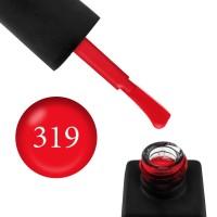 Гель-лак Kodi Professional 319 красный, 8 мл