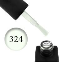Гель-лак Kodi Professional 324 молочно-белый, плотный, эмалевый, 8 мл
