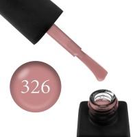 Гель-лак Kodi Professional 326 розовый шоколад, эмалевый, плотный, 8 мл