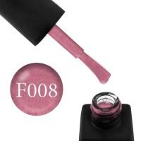 Гель-лак Kodi Professional Felt F 008 пыльно-розовый фетр, 8 мл