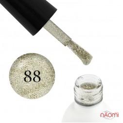 Гель-лак Koto 088 бледно-золотые блестки, 5 мл