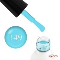 Гель-лак Koto 149 блакитний, 5 мл