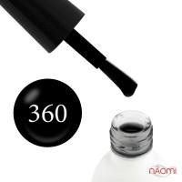 Гель-лак Koto 360 черный, 5 мл