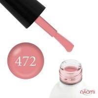 Гель-лак Koto 472 персиково-розовый, 5 мл