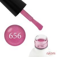 Гель-лак Koto 656 глубокий розовый с шиммерами, 5 мл