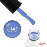 Гель-лак Koto 690 глубокий голубой, 5 мл