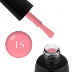 Гель-лак LUXTON 015 рожевий фламінго, 10 мл