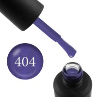 Гель-лак My Nail 404 фиолетовый, с шиммерами, 9 мл