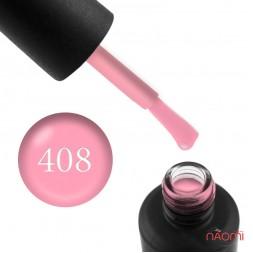 Гель-лак My Nail 408 йогуртовый розовый с флуоресцентным эффектом, 9 мл