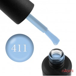 Гель-лак My Nail 411 небесно-голубой, 9 мл