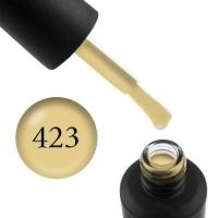 Гель-лак My Nail 423 нежно-желтый с переливами, 9 мл