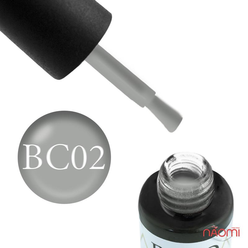 Гель-лак Boho Chic BC 002 пепельный, 6 мл, фото 1, 115.00 грн.