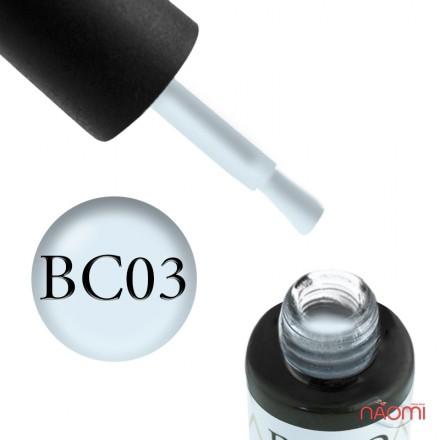Гель-лак Boho Chic BC 003 пепельно-голубой, 6 мл, фото 1, 115.00 грн.