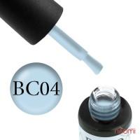 Гель-лак Boho Chic BC 04 димчасто-блакитний, 6 мл