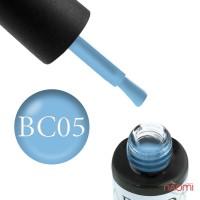 Гель-лак Boho Chic BC 005 голубой, 6 мл