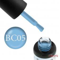 Гель-лак Boho Chic BC 005 блакитний, 6 мл