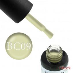 Гель-лак Boho Chic BC 009 светло-оливковый, 6 мл