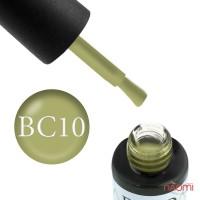 Гель-лак Boho Chic BC 010 оливковый, 6 мл