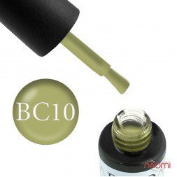 Гель-лак Boho Chic BC 010 оливковий, 6 мл