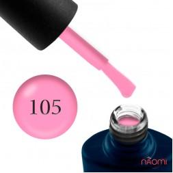 Гель-лак NUB 105 Ready To Go розовый, 8 мл