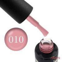 Гель-лак Oxxi Professional 010 бледный розово-коралловый, 10 мл