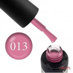 Гель-лак Oxxi Professional 013 бледный розовый, 8 мл