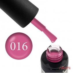 Гель-лак Oxxi Professional 016 розовый, 8 мл
