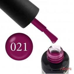 Гель-лак Oxxi Professional 021 вишневый, 8 мл
