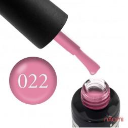 Гель-лак Oxxi Professional 022 бледный розовый, 8 мл