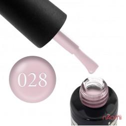 Гель-лак Oxxi Professional 028 світлий бузково-рожевий, 10 мл
