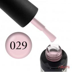 Гель-лак Oxxi Professional 029 светлый лилово-розовый эмаль, 8 мл