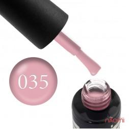 Гель-лак Oxxi Professional 035 пастельный кораллово-розовый, 10 мл