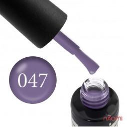 Гель-лак Oxxi Professional 047 голубо-фиолетовый, 8 мл