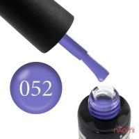 Гель-лак Oxxi Professional 052 светлый сине-фиолетовый, 10 мл