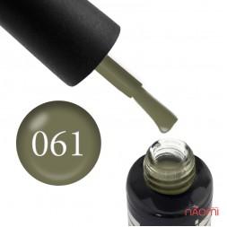 Гель-лак Oxxi Professional 061 болотный, 8 мл
