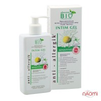 Интим гель Pharma Bio Laboratory Intim Gel Sensitive, 250 мл