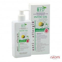 Інтим-гель Pharma Bio Laboratory Intim Gel Sensitive, 250 мл